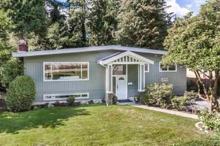 Photo 1: 5015 SHIRLEY AVENUE in North Vancouver: Canyon Heights NV House for sale : MLS®# R2210328