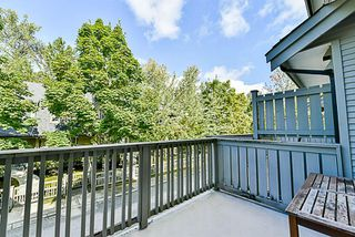"Photo 12: 54 8415 CUMBERLAND Place in Burnaby: The Crest Townhouse for sale in ""ASHCOMBE"" (Burnaby East)  : MLS®# R2220013"