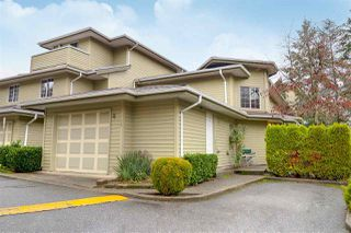 "Photo 1: 126 1386 LINCOLN Drive in Port Coquitlam: Oxford Heights Townhouse for sale in ""MOUNTAIN PARK VILLAGE"" : MLS®# R2224532"