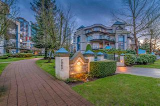 "Photo 2: 115 2968 BURLINGTON Drive in Coquitlam: North Coquitlam Condo for sale in ""THE BURLINGTON"" : MLS®# R2238048"