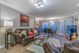 "Photo 4: 115 2968 BURLINGTON Drive in Coquitlam: North Coquitlam Condo for sale in ""THE BURLINGTON"" : MLS®# R2238048"