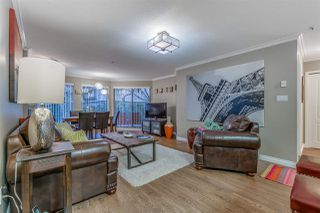 "Photo 3: 115 2968 BURLINGTON Drive in Coquitlam: North Coquitlam Condo for sale in ""THE BURLINGTON"" : MLS®# R2238048"