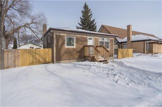 Photo 1: 413 Kildare Avenue West in Winnipeg: West Transcona Residential for sale (3L)  : MLS®# 1803371