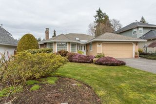 "Photo 1: 12951 19A Avenue in Surrey: Crescent Bch Ocean Pk. House for sale in ""Ocean Park"" (South Surrey White Rock)  : MLS®# R2244975"