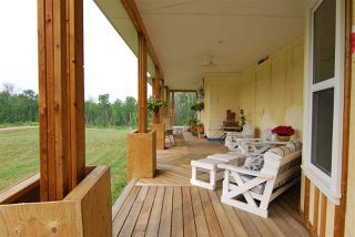 Photo 5: 57013 Highway 777: Rural Barrhead County House for sale : MLS®# E4101193