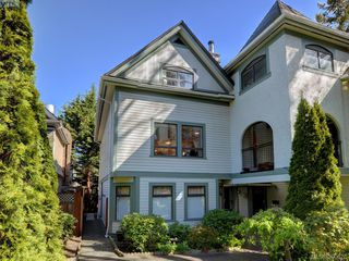 Photo 1: 1720 Leighton Road in VICTORIA: Vi Jubilee Townhouse for sale (Victoria)  : MLS®# 390628