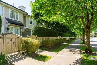 "Photo 1: 8 20540 66 Avenue in Langley: Willoughby Heights Townhouse for sale in ""Amberleigh"" : MLS®# R2264786"