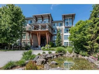 "Main Photo: 417 6628 120 Street in Surrey: West Newton Condo for sale in ""SALUS"" : MLS®# R2265802"