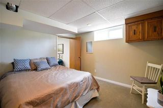 Photo 16: 18 Wakefield Bay in Winnipeg: Pulberry Residential for sale (2C)  : MLS®# 1812637