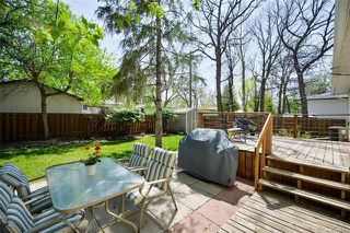 Photo 20: 18 Wakefield Bay in Winnipeg: Pulberry Residential for sale (2C)  : MLS®# 1812637