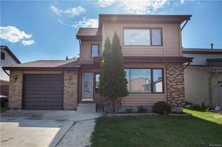 Photo 1: 154 Brixton Bay in Winnipeg: River Park South Residential for sale (2F)  : MLS®# 1814969