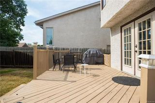 Photo 17: 154 Brixton Bay in Winnipeg: River Park South Residential for sale (2F)  : MLS®# 1814969