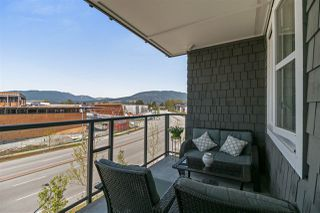 """Photo 16: 311 550 SEABORNE Place in Port Coquitlam: Riverwood Condo for sale in """"FREMONT GREEN"""" : MLS®# R2282805"""