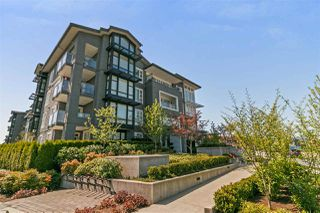 """Photo 1: 311 550 SEABORNE Place in Port Coquitlam: Riverwood Condo for sale in """"FREMONT GREEN"""" : MLS®# R2282805"""