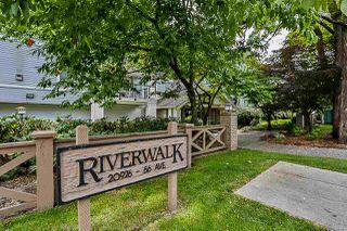 "Photo 1: 305 20976 56 Avenue in Langley: Langley City Condo for sale in ""Riverwalk"" : MLS®# R2285144"