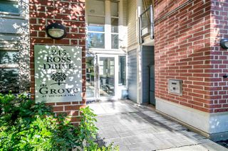"Photo 1: 109 245 ROSS Drive in New Westminster: Fraserview NW Condo for sale in ""GROVE"" : MLS®# R2288218"