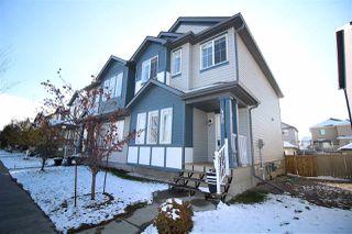 Main Photo: 495 Watt BV in Edmonton: Zone 53 House Half Duplex for sale : MLS®# E4132767