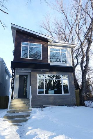 Photo 1: 11712 Edinboro Road in Edmonton: Zone 15 House for sale : MLS®# E4140531