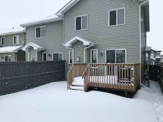 Photo 30: 17304 73 Street in Edmonton: Zone 28 House Half Duplex for sale : MLS®# E4141264