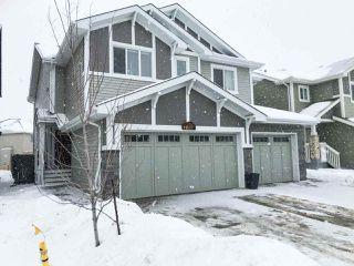 Main Photo: 17304 73 Street in Edmonton: Zone 28 House Half Duplex for sale : MLS®# E4141264