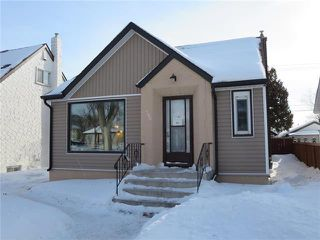 Photo 1: 790 Inkster Boulevard in Winnipeg: West Kildonan Residential for sale (4D)  : MLS®# 1904222