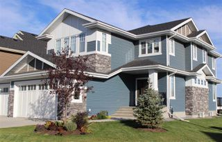 Main Photo: 4304 WHITELAW Way in Edmonton: Zone 56 House for sale : MLS®# E4149565