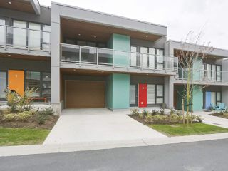 Main Photo: 2 3595 SALAL Drive in North Vancouver: Roche Point Townhouse for sale : MLS®# R2360382
