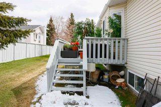 Photo 2: 115 LAKESIDE Place: Leduc House Half Duplex for sale : MLS®# E4155180