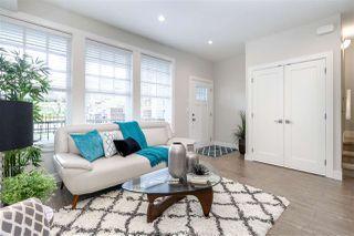 Photo 2: 103 3410 QUEENSTON Avenue in Coquitlam: Burke Mountain Condo for sale : MLS®# R2368169