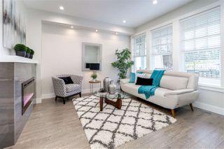 Photo 1: 103 3410 QUEENSTON Avenue in Coquitlam: Burke Mountain Condo for sale : MLS®# R2368169