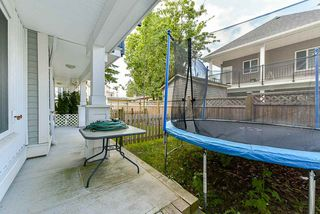 Photo 20: 7 32043 MT WADDINGTON Avenue in Abbotsford: Abbotsford West Townhouse for sale : MLS®# R2375064