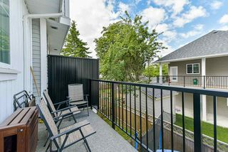 Photo 19: 7 32043 MT WADDINGTON Avenue in Abbotsford: Abbotsford West Townhouse for sale : MLS®# R2375064