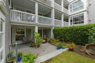 Photo 18: 110 1868 W 5TH Avenue in Vancouver: Kitsilano Condo for sale (Vancouver West)  : MLS®# R2377901