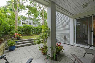 Photo 16: 110 1868 W 5TH Avenue in Vancouver: Kitsilano Condo for sale (Vancouver West)  : MLS®# R2377901
