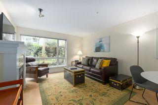 Photo 11: 110 1868 W 5TH Avenue in Vancouver: Kitsilano Condo for sale (Vancouver West)  : MLS®# R2377901