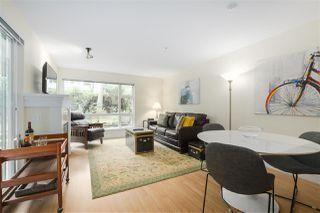 Photo 6: 110 1868 W 5TH Avenue in Vancouver: Kitsilano Condo for sale (Vancouver West)  : MLS®# R2377901