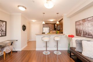 "Photo 3: 203 8084 120A Street in Surrey: Queen Mary Park Surrey Condo for sale in ""Eclipse"" : MLS®# R2381449"