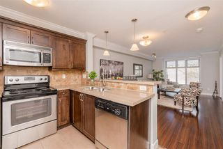 "Photo 9: 203 8084 120A Street in Surrey: Queen Mary Park Surrey Condo for sale in ""Eclipse"" : MLS®# R2381449"
