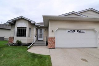 Photo 1: 1007 YOUVILLE Drive W in Edmonton: Zone 29 House Half Duplex for sale : MLS®# E4162817