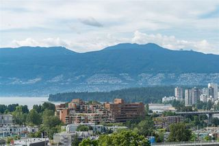 "Main Photo: 1103 1483 W 7TH Avenue in Vancouver: Fairview VW Condo for sale in ""VERONA OF PORTICO VILLAGE"" (Vancouver West)  : MLS®# R2384054"