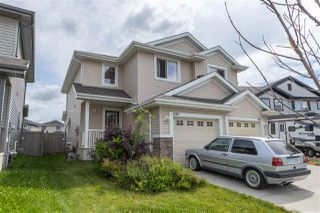 Photo 2: 1287 CUNNINGHAM Drive in Edmonton: Zone 55 House Half Duplex for sale : MLS®# E4166372