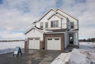 Photo 1: 3564 ERLANGER Link in Edmonton: Zone 57 House Half Duplex for sale : MLS®# E4191881