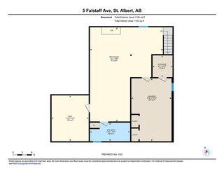 Photo 34: 5 FALSTAFF Avenue: St. Albert House for sale : MLS®# E4192580