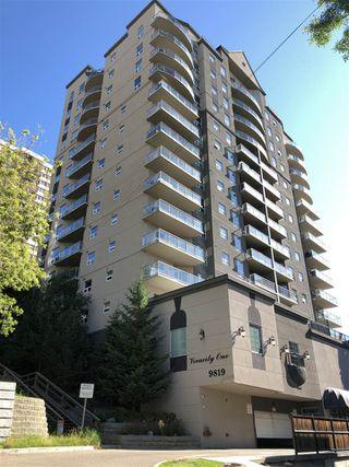 Main Photo: 602 9819 104 Street in Edmonton: Zone 12 Condo for sale : MLS®# E4209233
