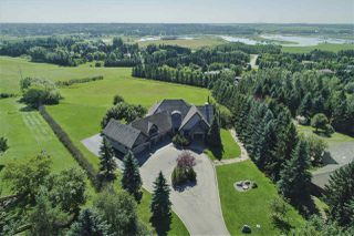 Main Photo: 110 River Lane: Rural Sturgeon County House for sale : MLS®# E4209364