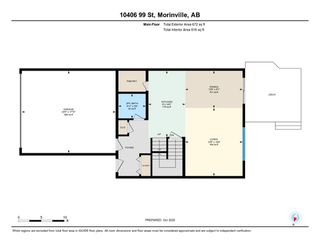 Photo 30: 10406 99 Street: Morinville House for sale : MLS®# E4217505