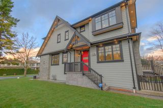 Photo 2: 3738 CARNARVON Street in Vancouver: Arbutus 1/2 Duplex for sale (Vancouver West)  : MLS®# R2523926