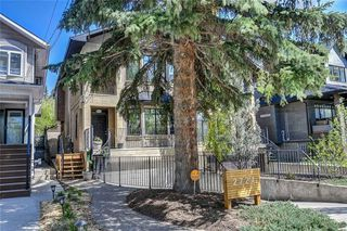 Main Photo: 2724 7 Avenue NW in Calgary: West Hillhurst Semi Detached for sale : MLS®# A1052629