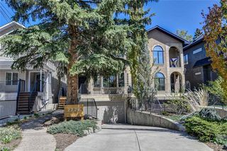 Photo 2: 2724 7 Avenue NW in Calgary: West Hillhurst Semi Detached for sale : MLS®# A1052629