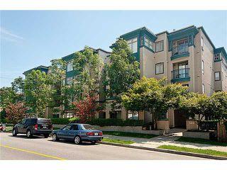 "Photo 1: 105 688 E 16TH Avenue in Vancouver: Fraser VE Condo for sale in ""VINTAGE EASTSIDE"" (Vancouver East)  : MLS®# V881898"